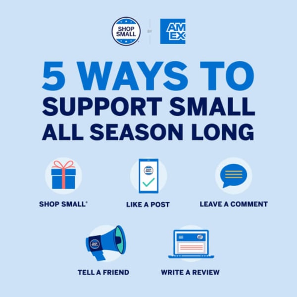 5 Ways to Support Local Business All Year Long #LoveYourLocal