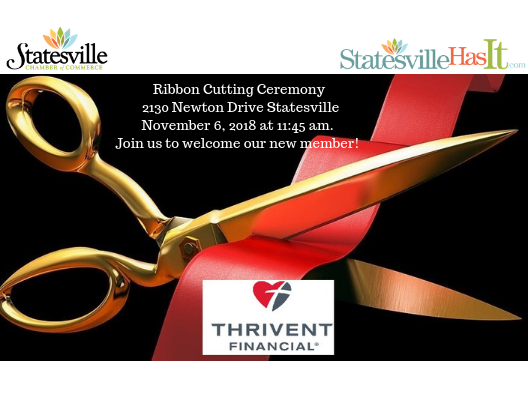 Ribbon-Cutting-Ceremony-2130-Newton-Drive-StatesvilleNovember-6.-2018-at-11_45-am.-Join-us-to-welcome-our-new-member.-(1).png