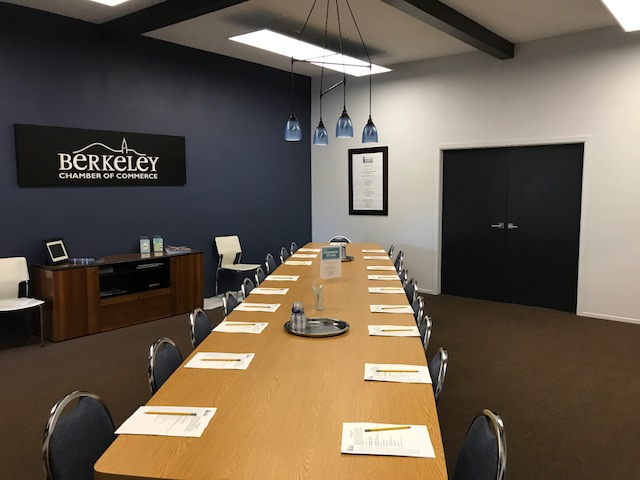 Conference Room Rental Information - Berkeley Chamber of Commerce, CA