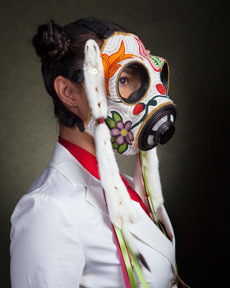 Naomi-Bebo--The-Beaded-Gasmask-of-Arizona