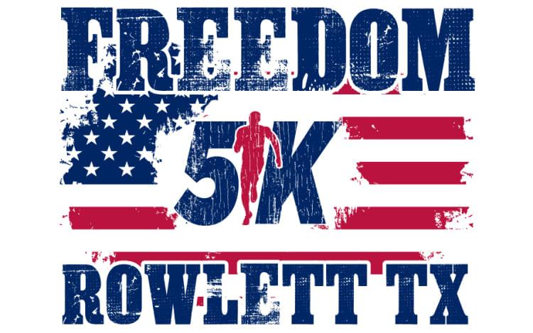 Rowlett Freedom 5K