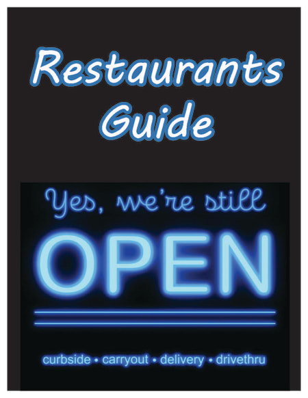 Restaurants That Offer Delivery Takeout and Curbside