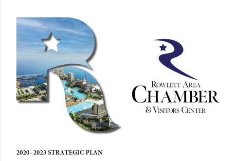 Rowlett Area Chamber 2021-2023 Strategic Plan