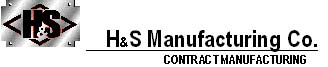 H&S Manufacturing Co. Logo
