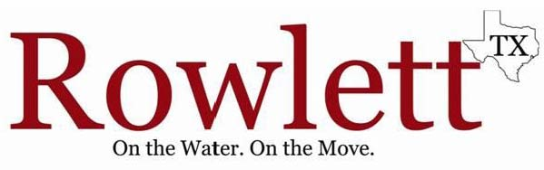Rowlett TX Logo