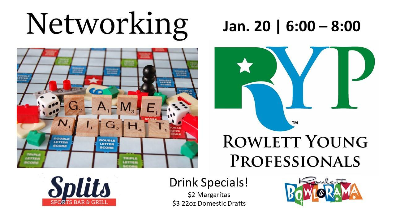 Rowlett Young Professionals Networking