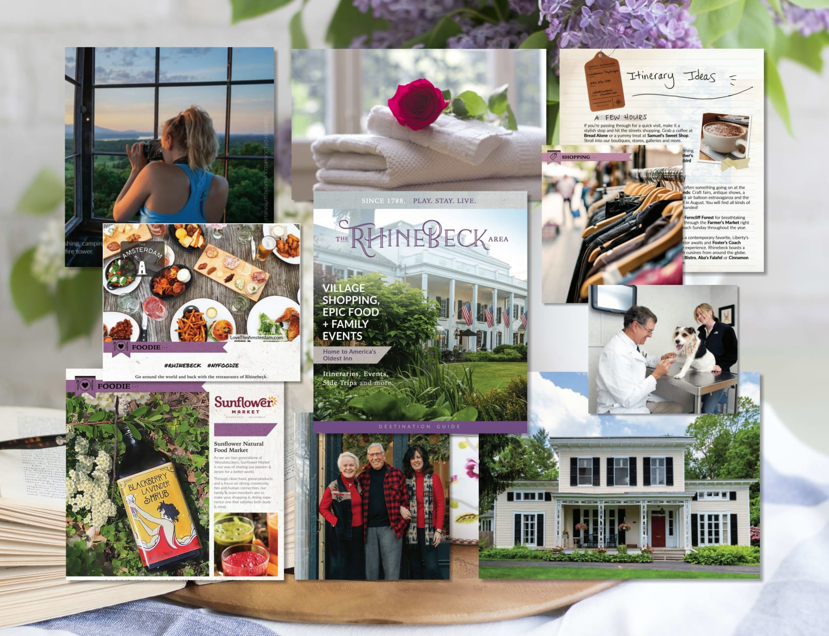 Our new Rhinebeck destination guide