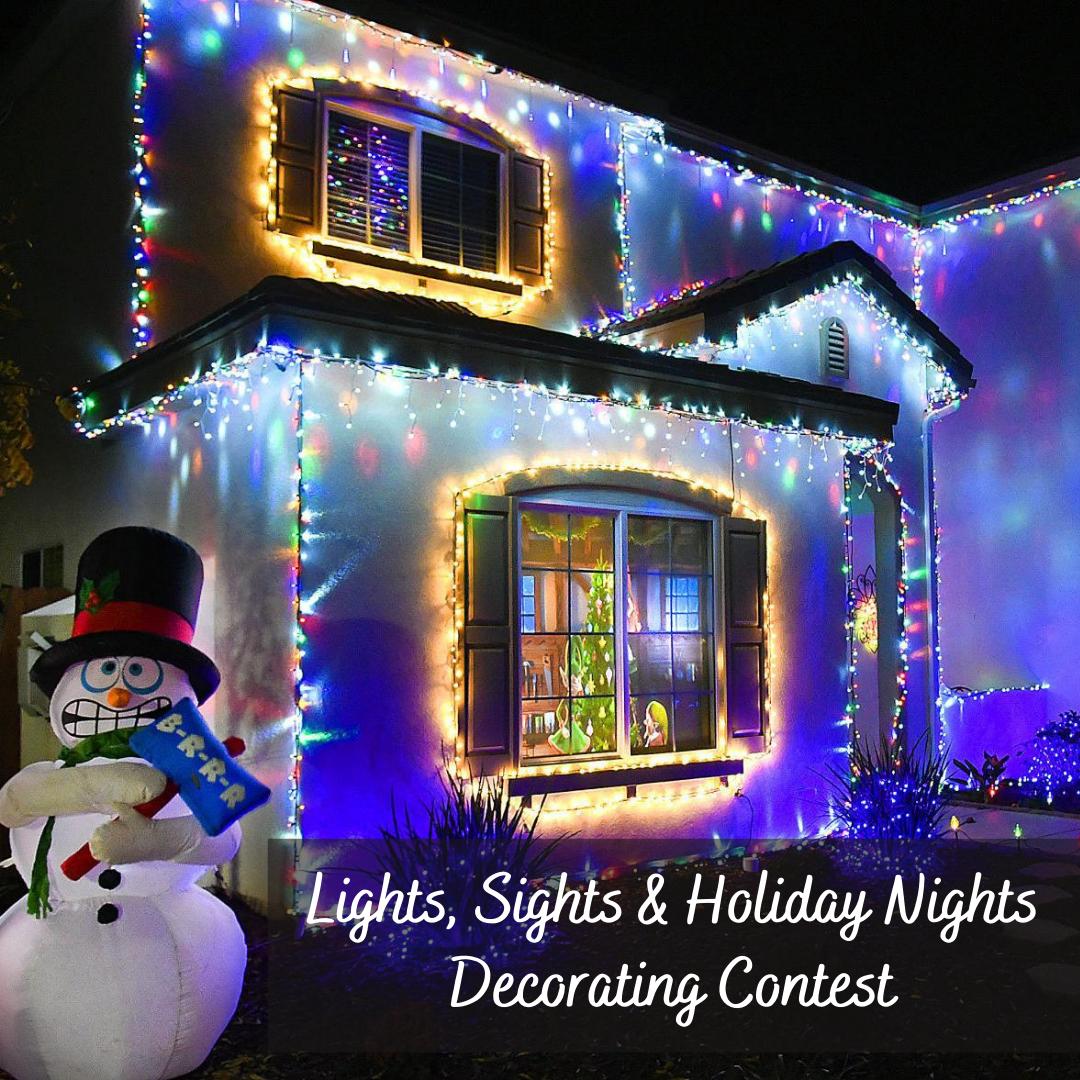 City of Santa Maria Lights Sights Holiday Nights 2020.png