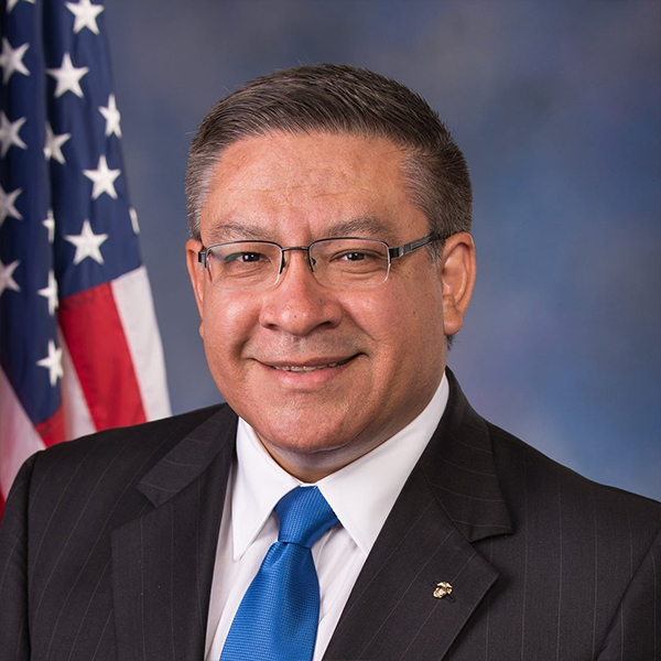 U.S. Representative: (24th Congressional District) Salud Carbajal