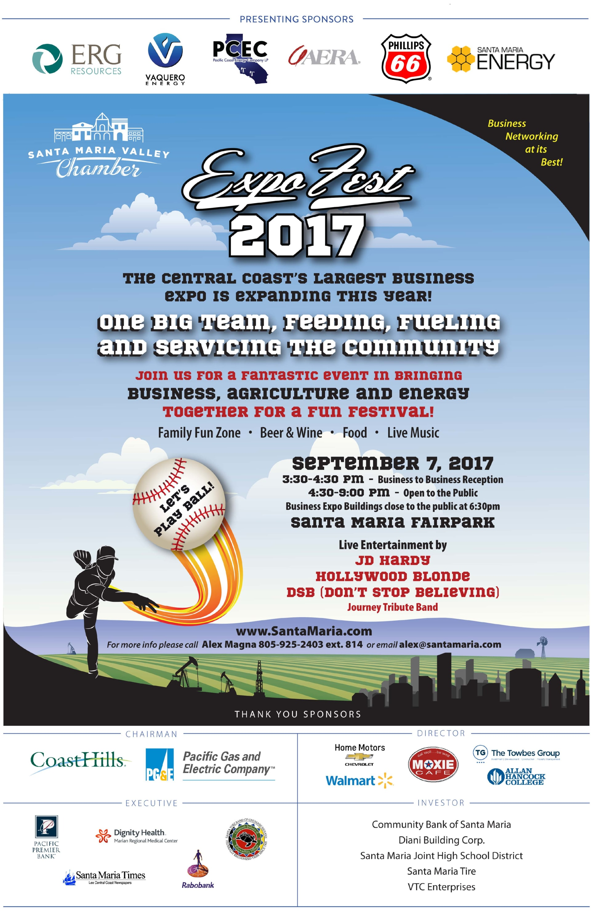 Santa Maria Chamber ExpoFest 2017