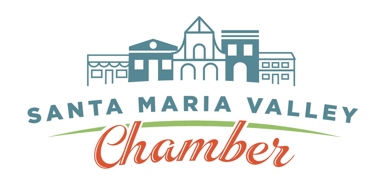 Santa Maria Valley Chamber of Commerce, Visitor and Convention Bureau logo