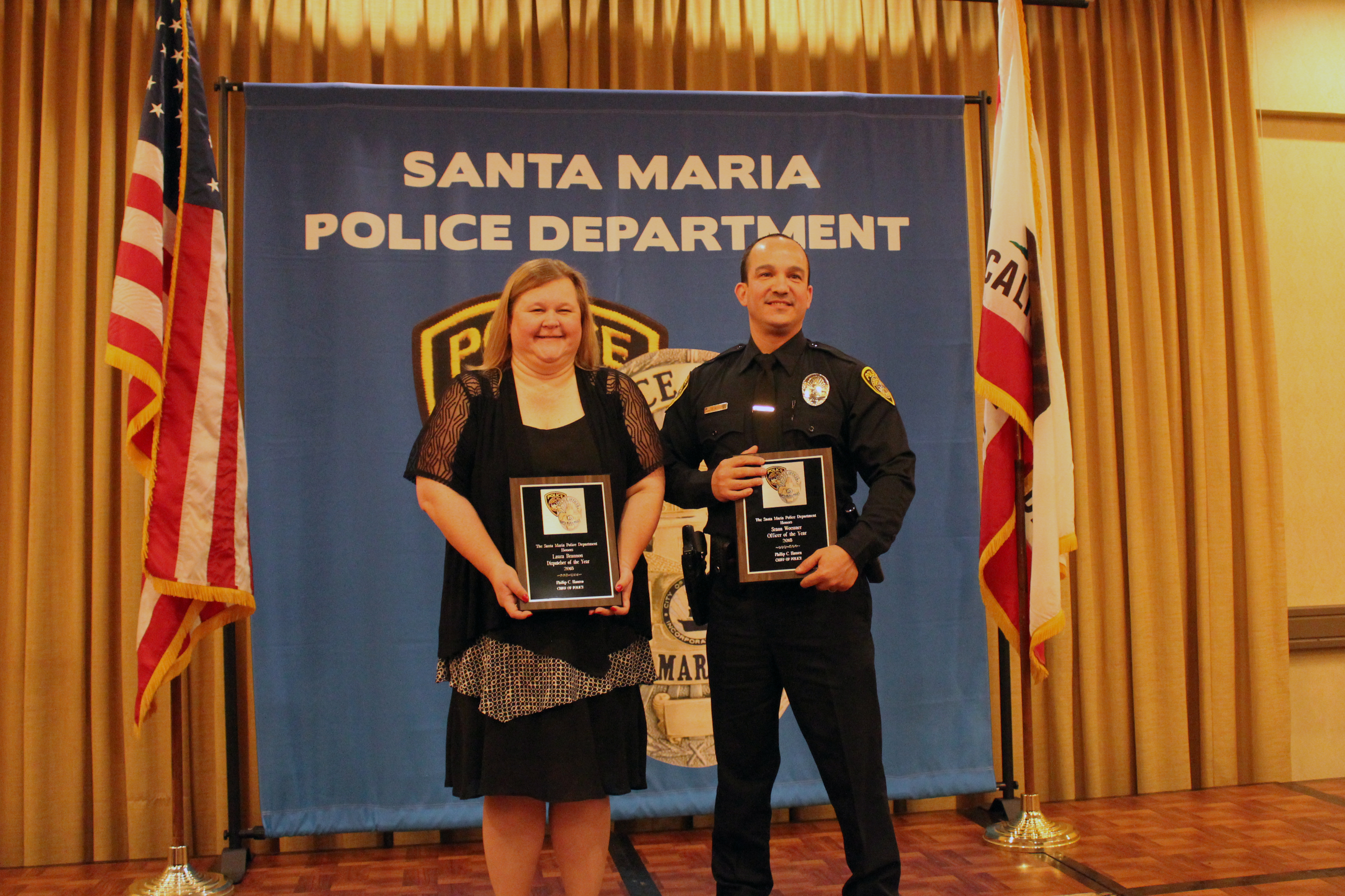 Chamber Helps Honor Local Law Enforcement at Annual Police