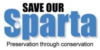 Save our Sparta logo