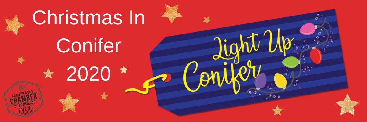 Light Up Conifer 2020 Banner 1200x400