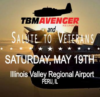 TBM Avenenger Reunion May 19th