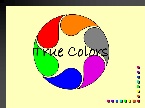 True Colors Leadership Color Test