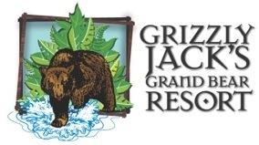 Grizzly Jack's Grand Bear Resort Logo