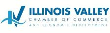 Illinois Valley Area Chamber of Commerce and Economic Development Logo
