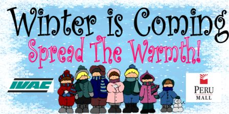 Help Spread the Warmth this Winter!