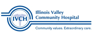 Illinois Valley Community Hospital logo