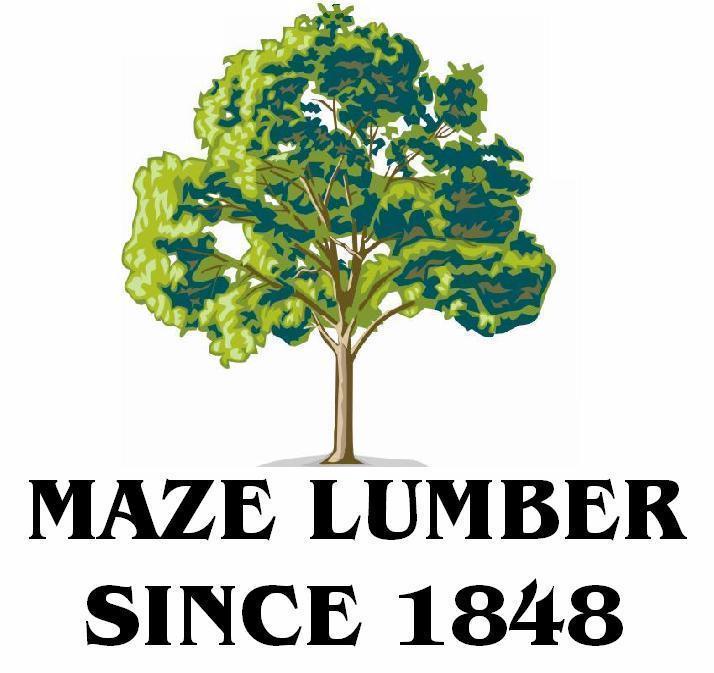 Maze Lumber logo