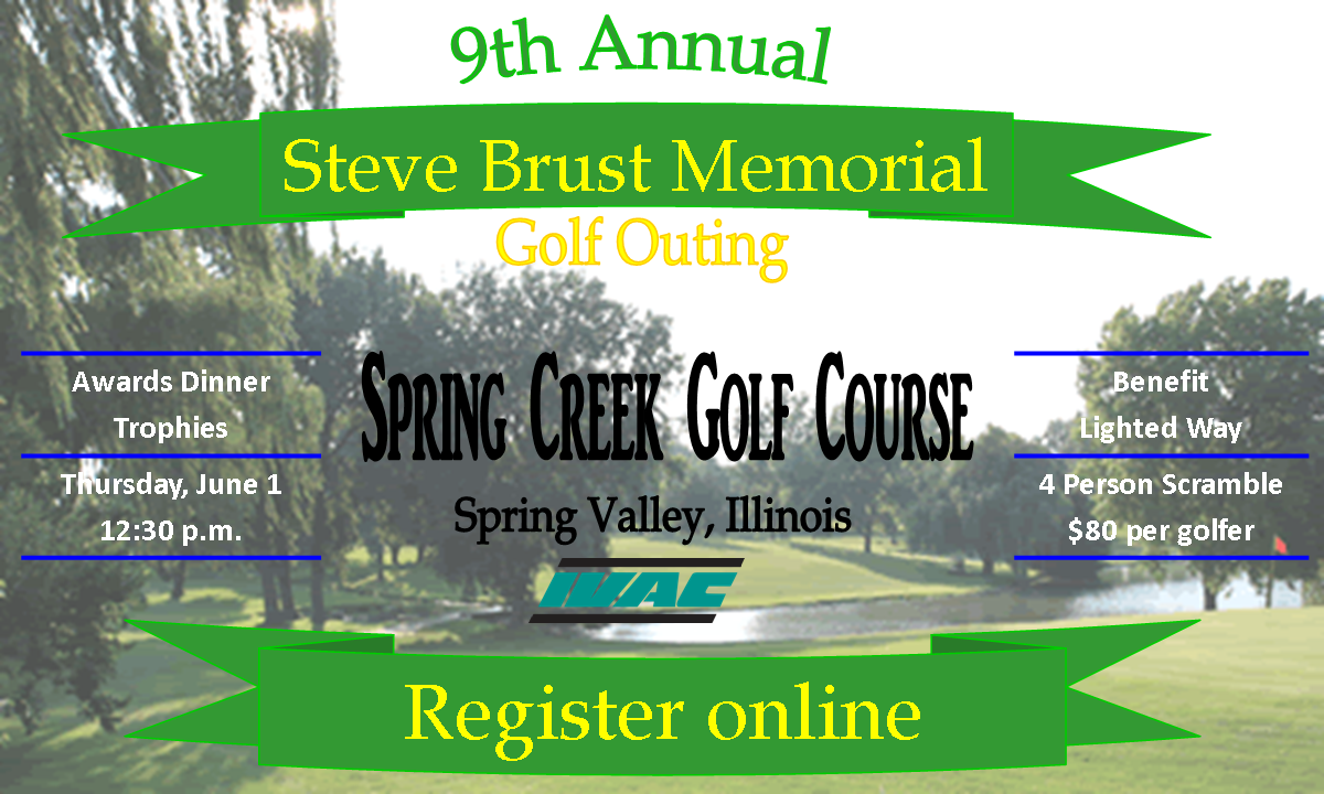 9th Annual Steve Brust Memorial Golf Outing