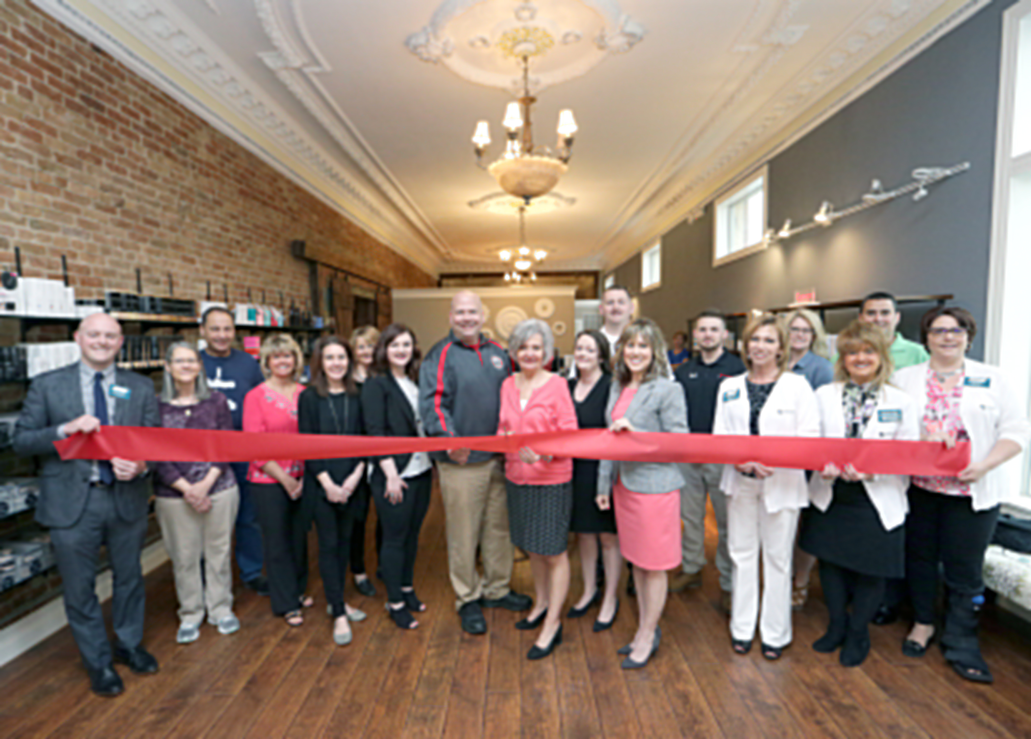 Ariva Skin Care Ribbon Cutting