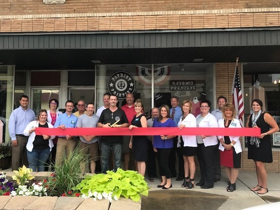 Patriot Printing Ribbon Cutting