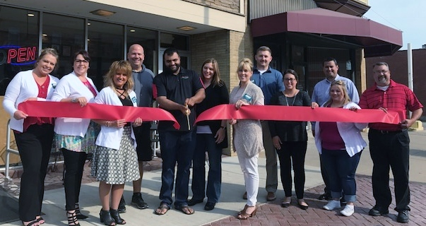 Rosati's Ribbon Cutting