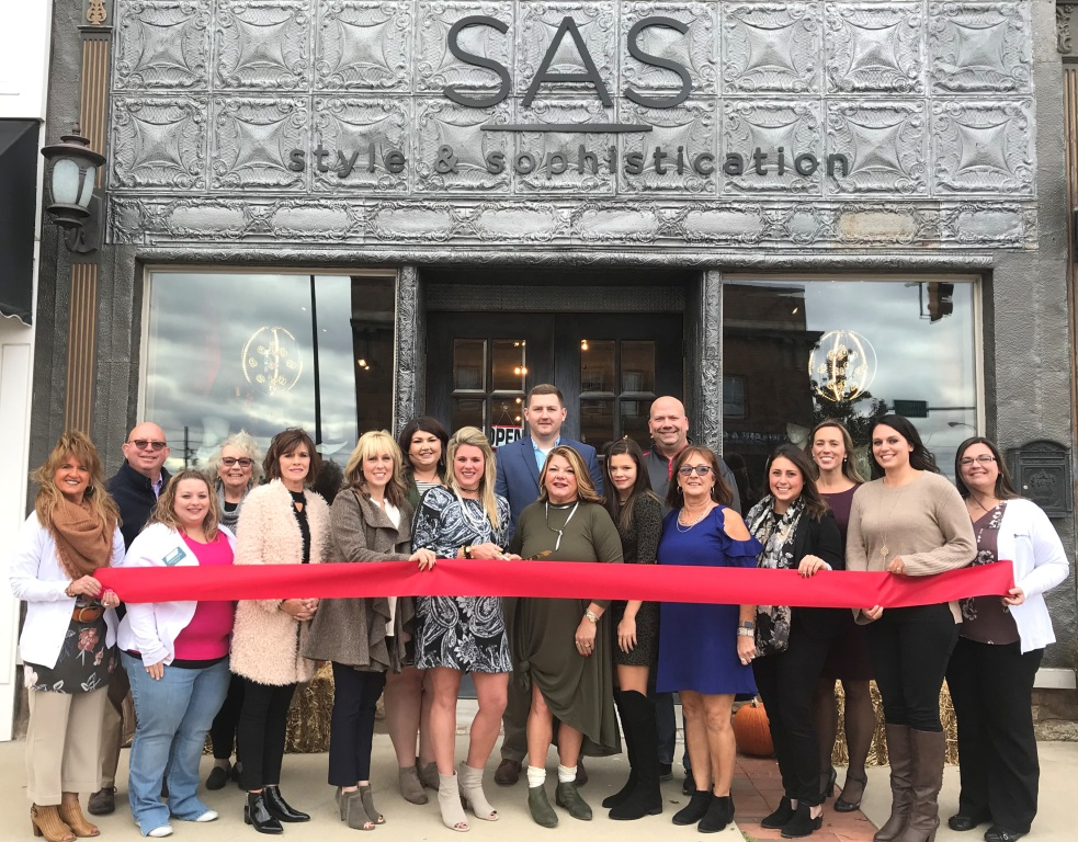 SAS Ribbon Cutting