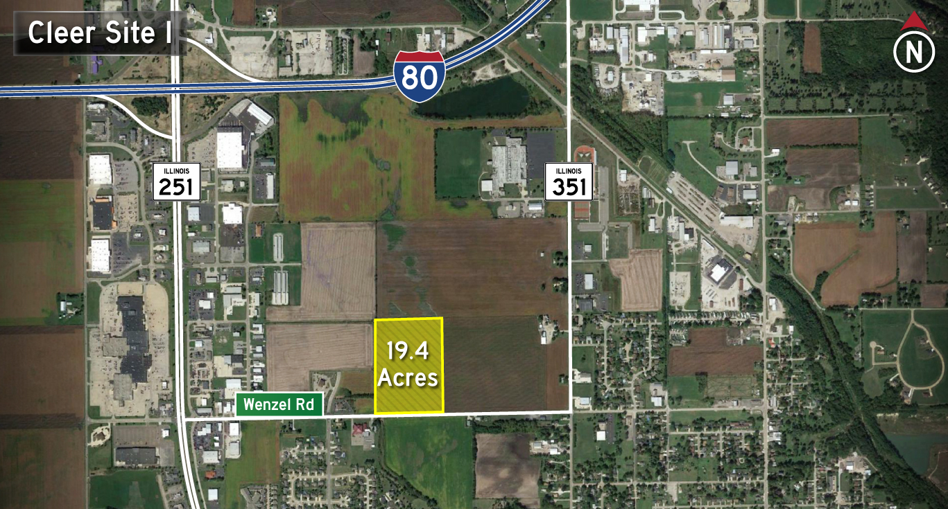 Cleer Site I Land for sale LaSalle, IL