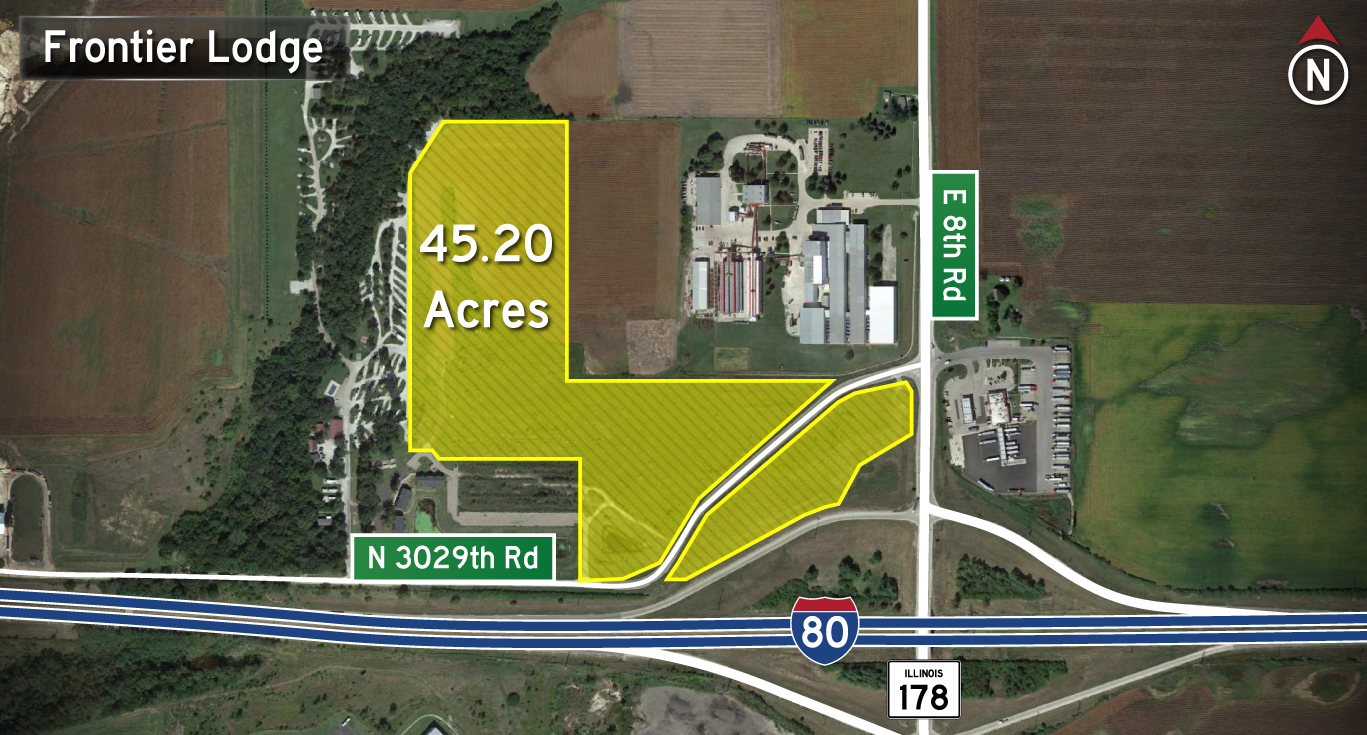 Frontier Land for sale LaSalle, IL