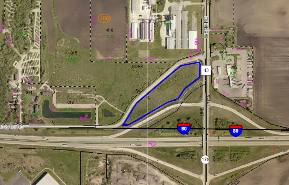 I-80 and 178 Land for sale LaSalle, IL