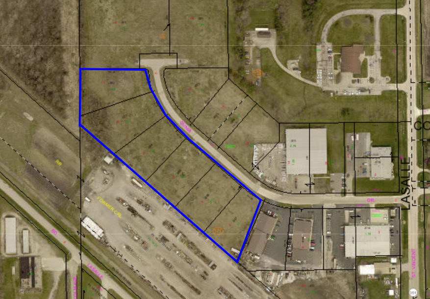 JCS Enterprises Land for sale LaSalle, IL