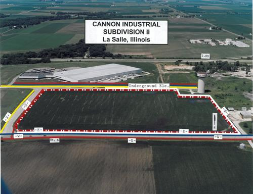 Cannon Industrial Subdivision