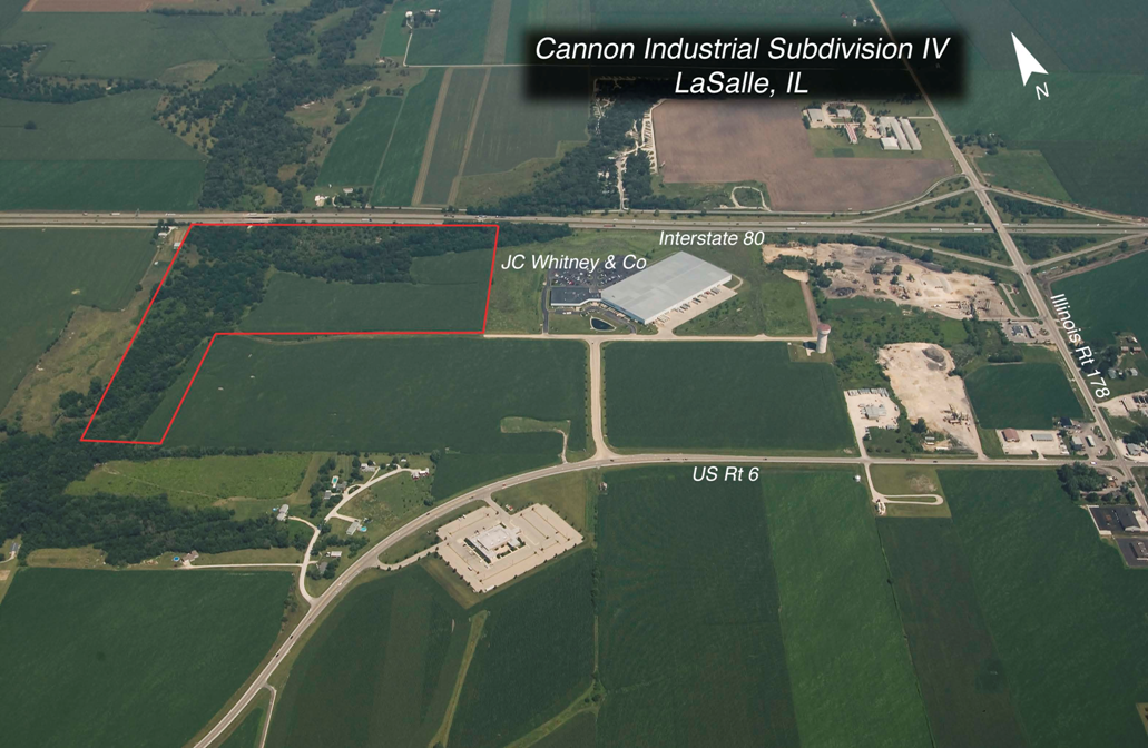 Cannon Industrial Subdivision IV