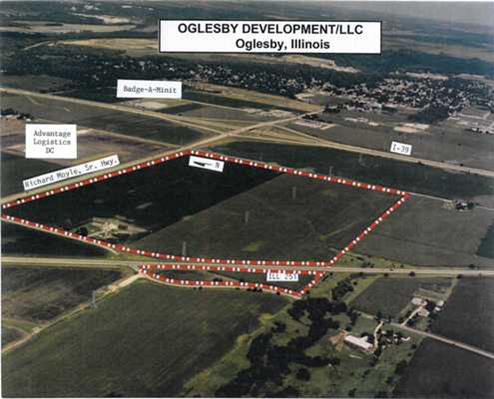 Oglesby Development