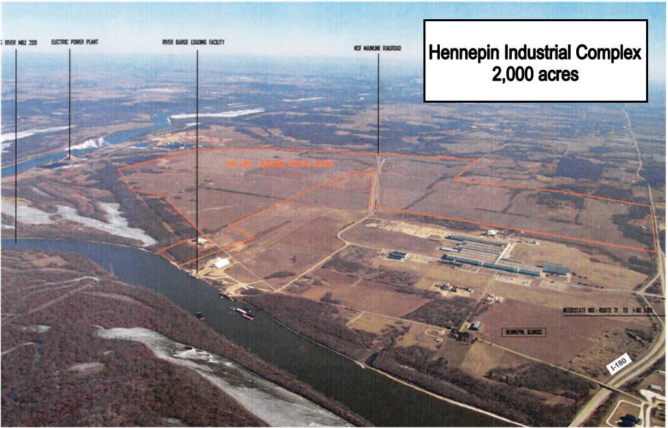 Hennepin Industrial Complex