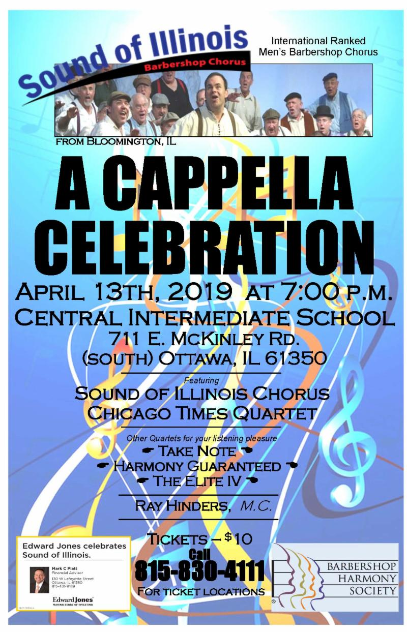 A Cappella Celebration