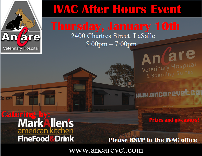 Ancare After Hour invite