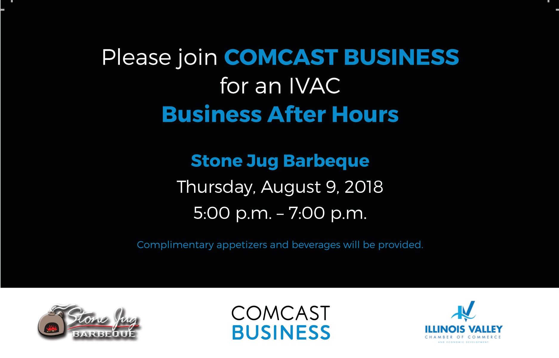 Comcast BAH invite