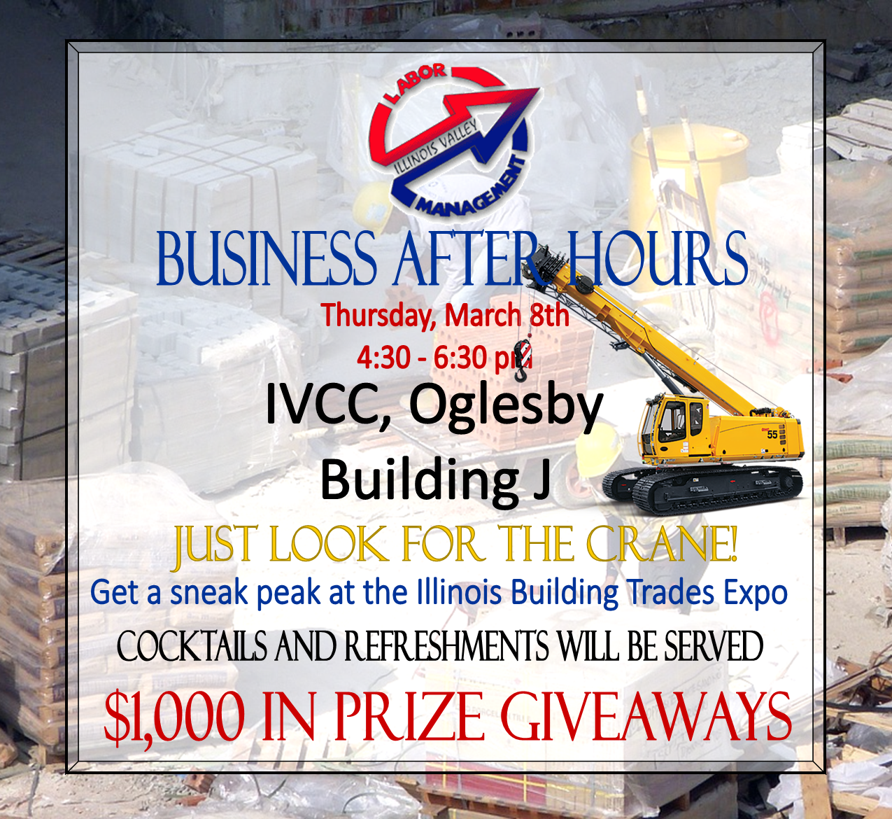 IV Labor Management After Hours Flyer