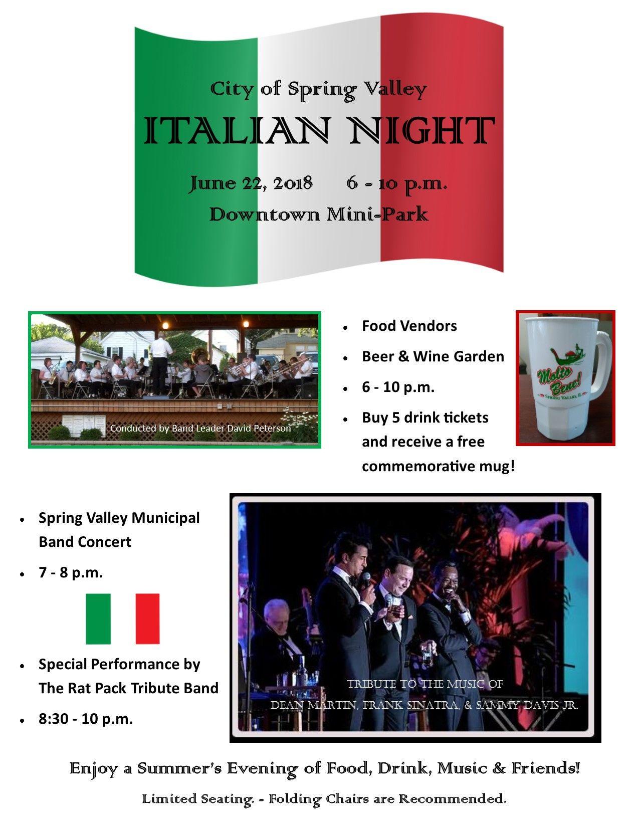 Italian Night Flyer
