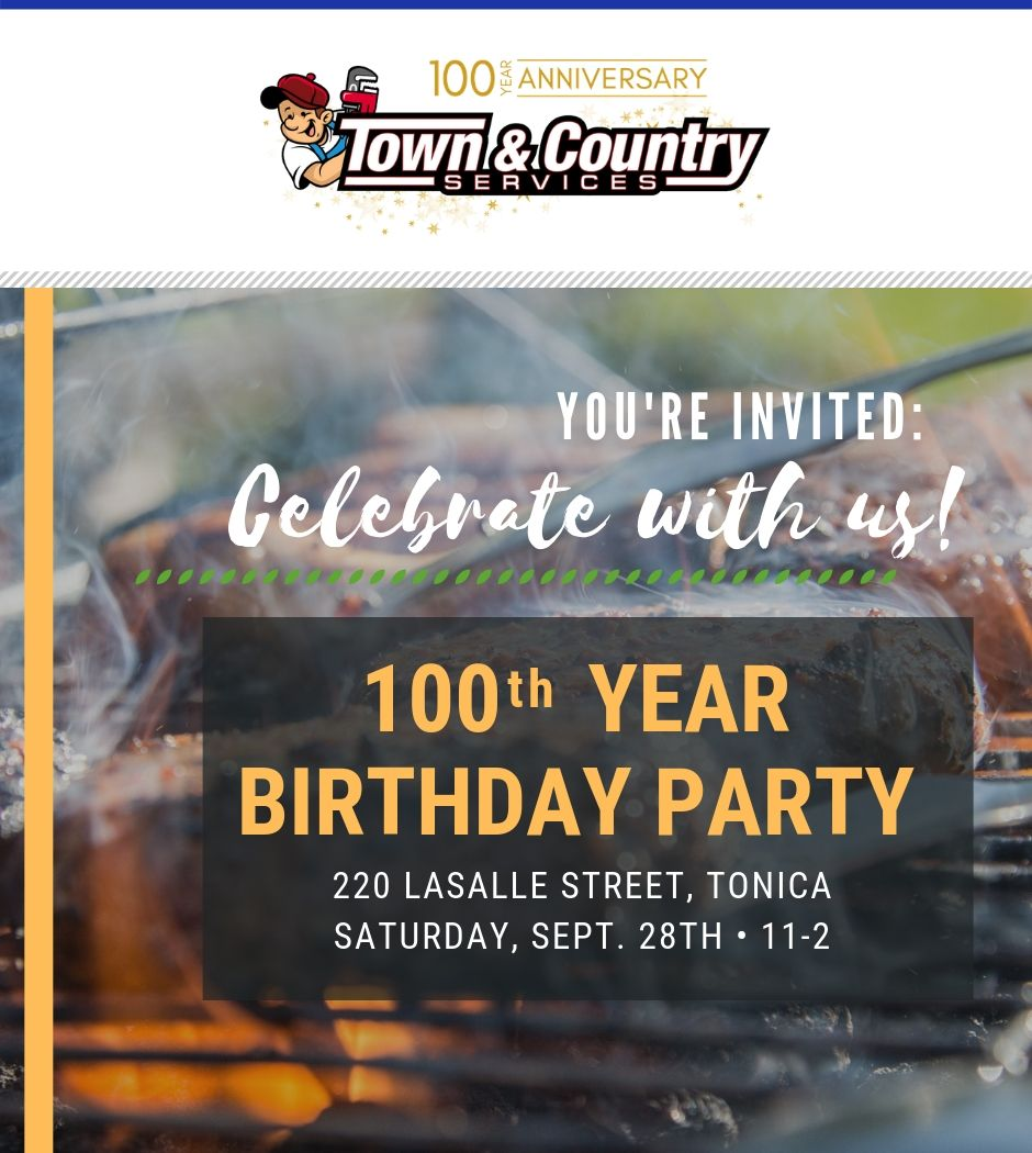 Town & Country 100th Anniversary