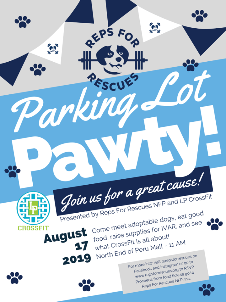 Parking Lot Pawty