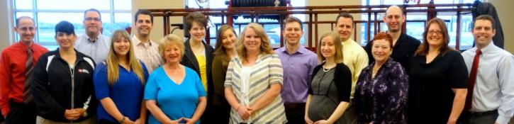 Class of 2015 leadership team