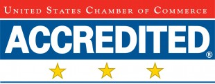 U.S. Chamber of Commerce Accreditation Logo