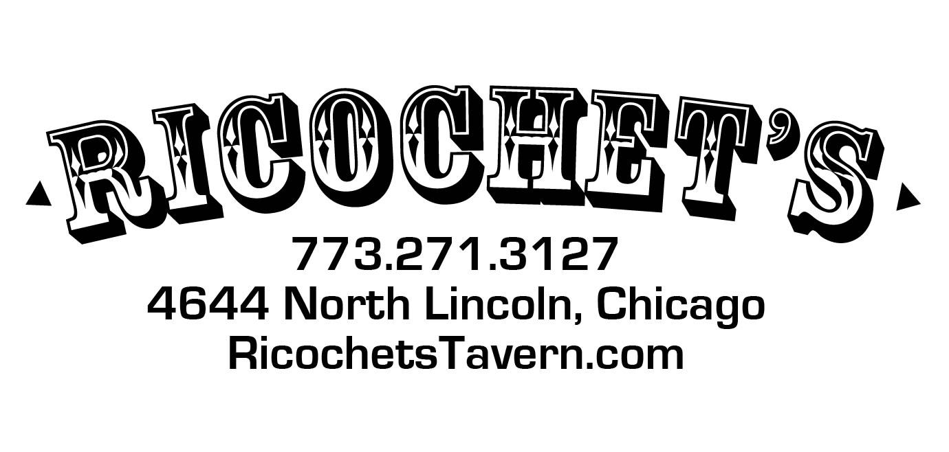 Ricochets Logo