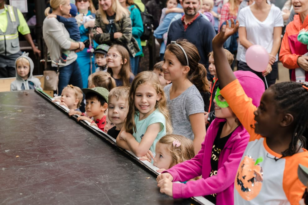 Apple Fest Kids Zone Stage