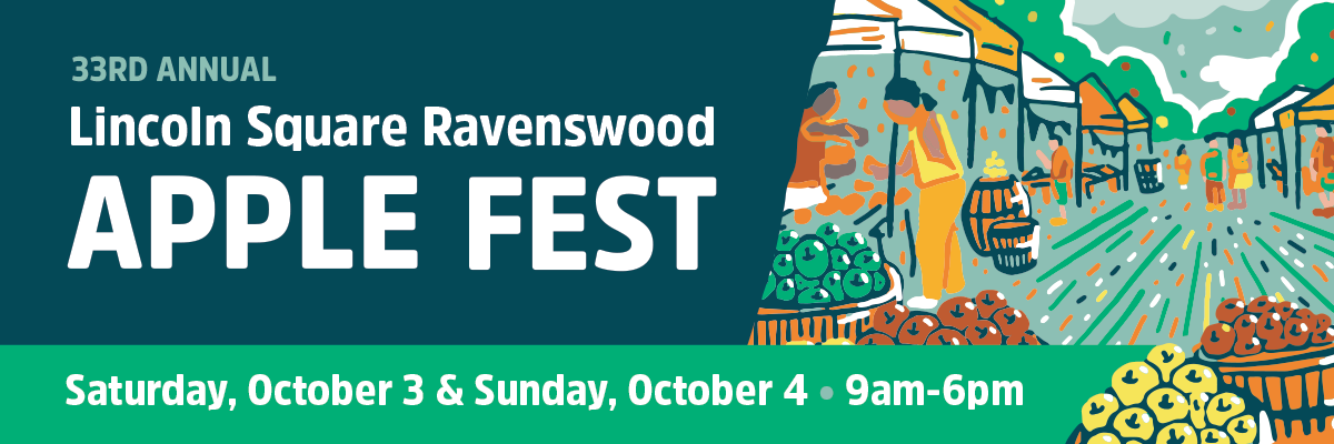 Lincoln Square Ravenswood Apple Fest